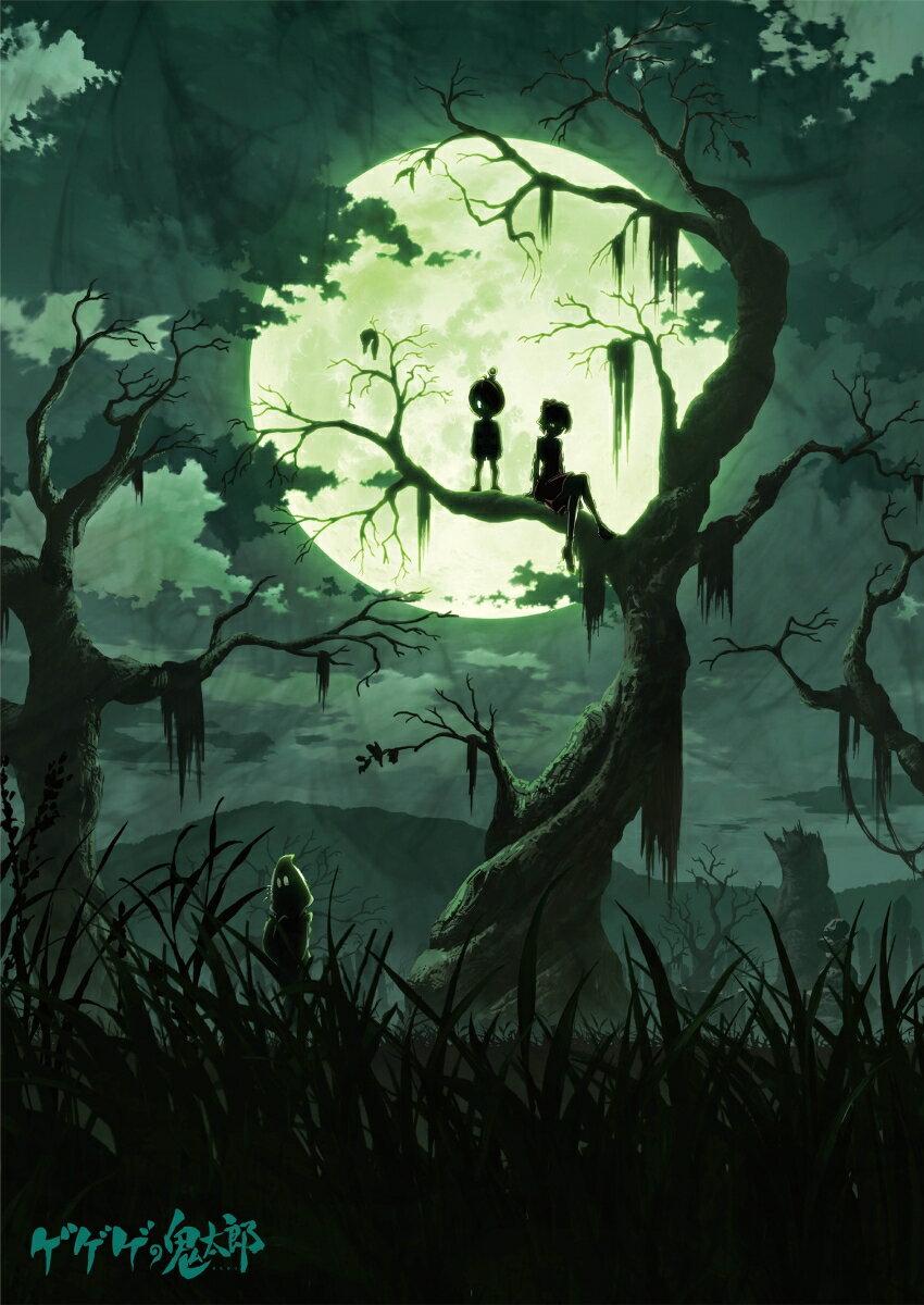ゲゲゲの鬼太郎(第6作) Blu-ray BOX2【Blu-ray】 [ 水木しげる ]