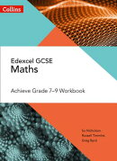 Collins GCSE Maths - GCSE Maths Edexcel Achieve Grade 7-9 Workbook
