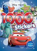 Disney Pixar 1000 Stickers: Over 60 Activities Inside!