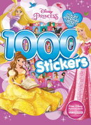 Disney Princess 1000 Stickers: Over 60 Activities Inside!