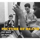 【輸入盤】Picture Of Heath [ Chet Baker / Art Pepper ]