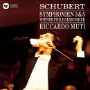 シューベルト:交響曲 第3番 第5番