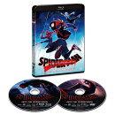 スパイダーマン:スパイダーバース ブルーレイ&DVDセット(初回生産限定)【Blu-ray】
