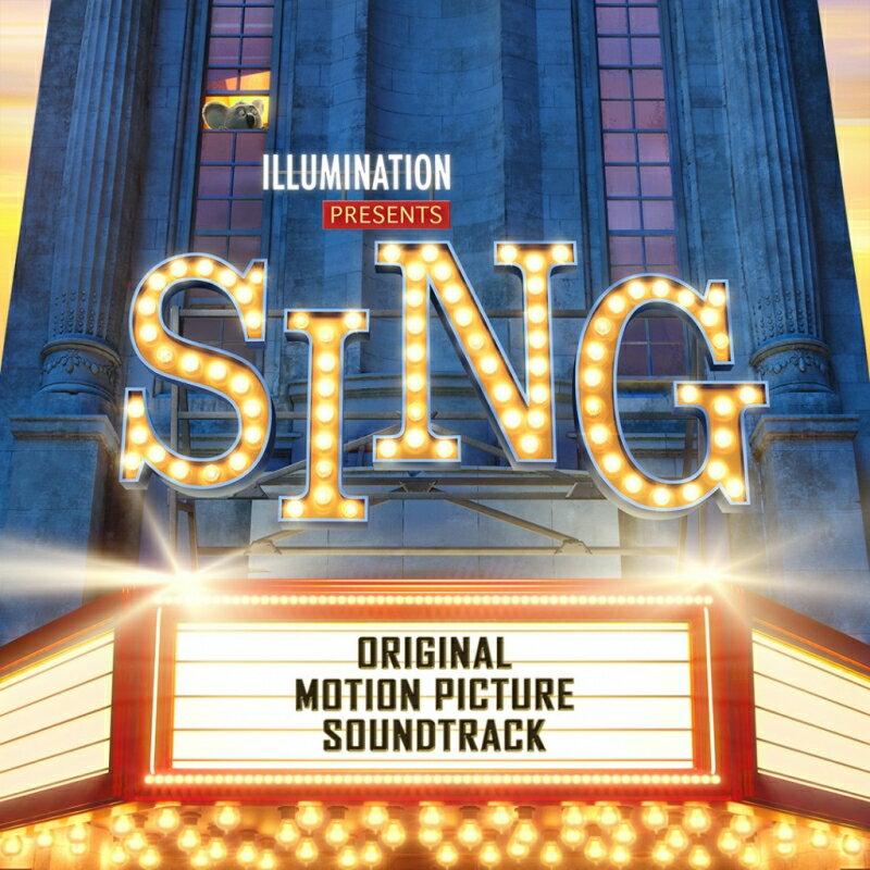 【輸入盤】Sing - Deluxe Edition [ SING/シング ]