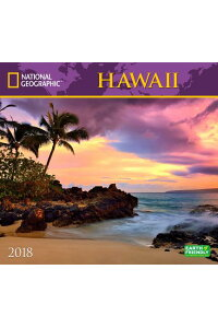 NationalGeographicHawaii2018WallCalendarCAL2018-NATLGEOGRAPHICHAWAA[NationalGeographic]