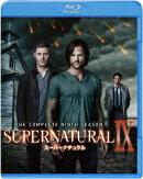 SUPERNATURAL 9 スーパーナチュラル <ナイン・シーズン> コンプリート・セット【Blu-ray】