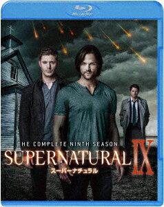 SUPERNATURAL 9 スーパーナチュラル <ナイン・シーズン> コンプリート・セット【Blu-ray】 [ ジャレッド・パダレッキ ]