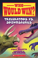 Triceratops vs. Spinosaurus (Who Would Win?), 16