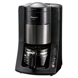 Panasonic 沸騰浄水コーヒーメーカー (ブラック) NC-A57-K