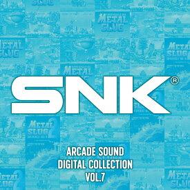 SNK ARCADE SOUND DIGITAL COLLECTION Vol.7 [ SNK ]