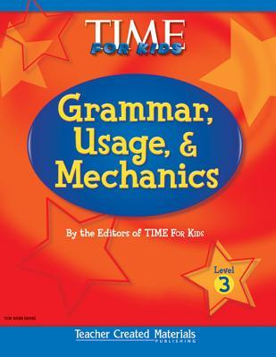 Grammar, Usage, and Mechanics (Level 3) (Level 3) [ Teacher Created Materials ]