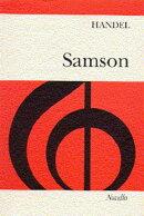 【輸入楽譜】ヘンデル, Georg Friedrich: オラトリオ「サムソン」 HWV 57 (英語)