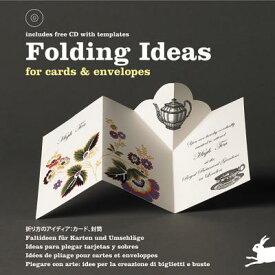 FOLDING IDEAS(W/CD-ROM) [ PEPIN PRESS ]