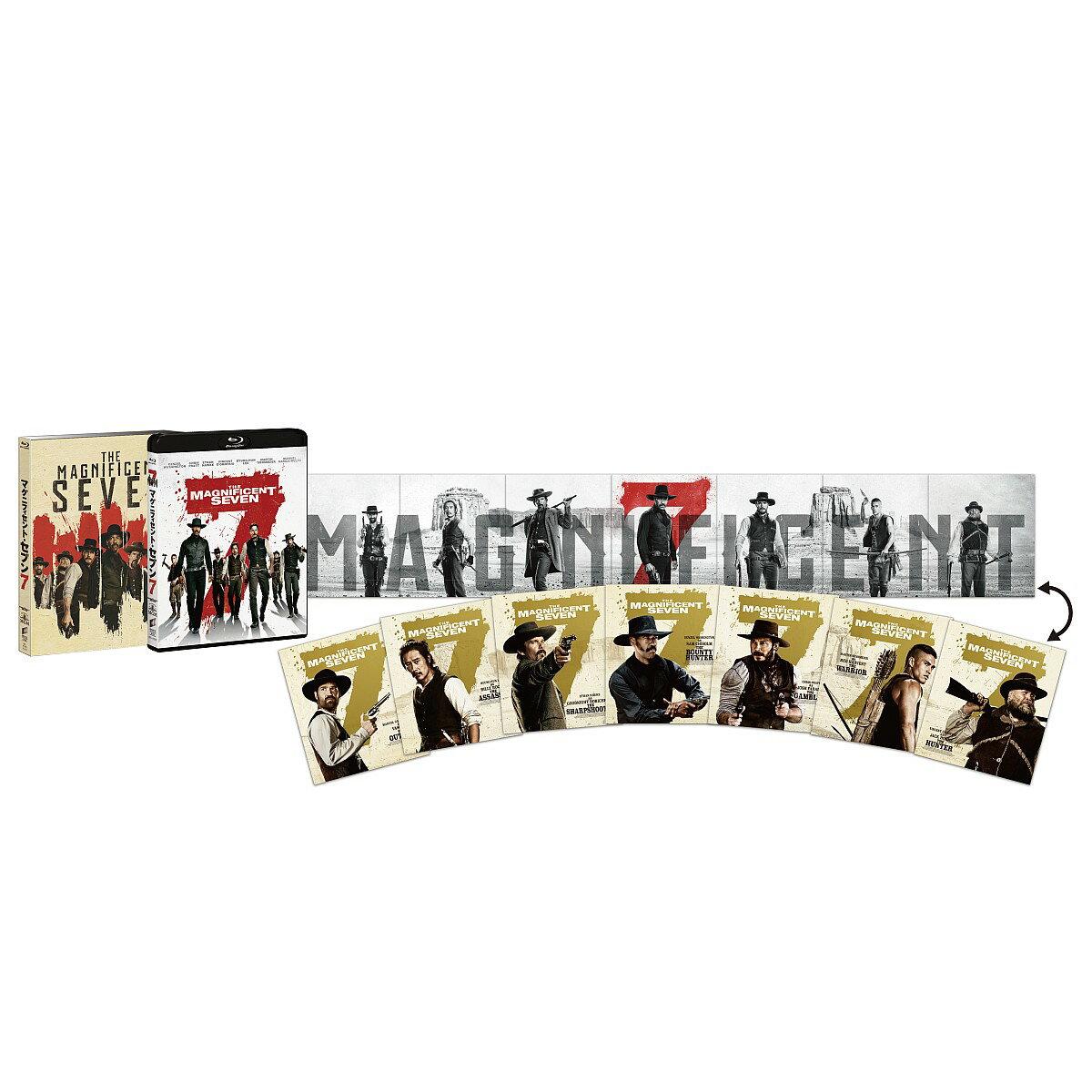 マグニフィセント・セブン(初回生産限定)【Blu-ray】 [ デンゼル・ワシントン ]