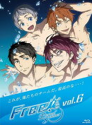 Free!-Eternal Summer-6【Blu-ray】