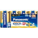 Panasonic エボルタ乾電池 単1形 4本パック LR20EJ/4SW