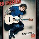 Ed Sheeran 2018 Calendar