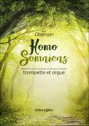 【輸入楽譜】オバーソン, Rene: Homo Somnien 〜トランペットとオルガンのための