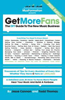 Get More Fans: The DIY Guide to the New Music Business (2019 Edition)