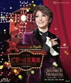 月組宝塚大劇場公演『WELCOME TO TAKARAZUKA -雪と月と花とー』/ミュージカル『ピガール狂騒曲』【Blu-ray】 [ 宝塚歌劇団 ]