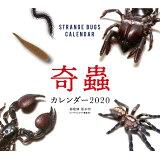 奇蟲カレンダー(2020) ([カレンダー])