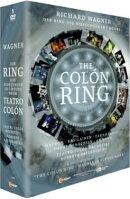 【輸入盤】『ニーベルングの指環』(短縮版) カラスコ演出、パーテルノストロ&コロン劇場、ラシライネン、L.ワ…