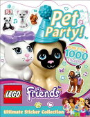 Ultimate Sticker Collection: Lego Friends: Pet Party!