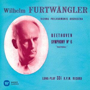 ベートーヴェン:交響曲 第6番「田園」 第8番 [ ヴィルヘルム・フルトヴェングラー ]
