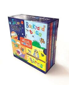 Hello, World! Boxed Set: Solar System; Dinosaurs; Backyard Birds; Bugs HELLO WORLD BOXED SET (Hello, World!) [ Jill McDonald ]