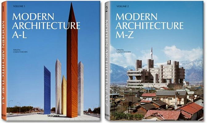 A-Z OF MODERN ARCHITECTURE, THE [ PETER ED. GOSSEL ]