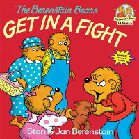 Berenstein_Bears_Get_in_Fight