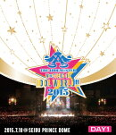 THE IDOLM@STER M@STERS OF IDOL WORLD!! 2015 Live Blu-ray Day1【Blu-ray】
