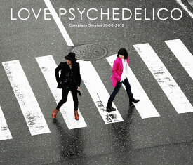 Complete Singles 2000-2019 (4CD) [ LOVE PSYCHEDELICO ]