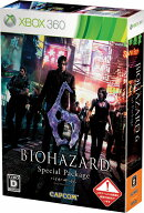 BIOHAZARD 6 Special Package Xbox360版