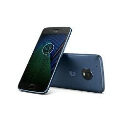 モトローラ SIMフリースマートフォン Moto G5 Plus 32GB オックスフォードブルー AP3824AE3J4