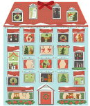 FOREST FRIENDS CHRISTMAS HOUSE ADVENT CA