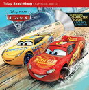 Cars 3 Read-Along Storybook and CD [With Audio CD]