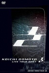 KOICHI DOMOTO LIVE TOUR 2004 1/2 [ 堂本光一 ]