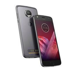 モトローラ SIMフリースマートフォン Moto Z2 Play 4GB/64GB ルナグレー AP3835AC3J4
