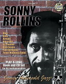 Jamey Aebersold Jazz -- Sonny Rollins, Vol 8: Book & CD