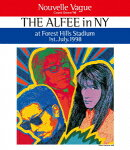 THE ALFEE in NY at Forest Hills Stadium 1st.July.1998【Blu-ray】