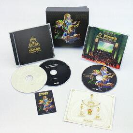 ゼルダの伝説コンサート2018 (初回数量生産限定盤 2CD+Blu-ray) [ 任天堂 ]