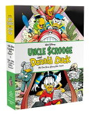 Walt Disney Uncle Scrooge and Donald Duck the Don Rosa Library Gift Box Sets: Vols. 9 & 10 Gift Box