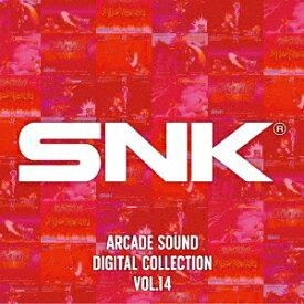 SNK ARCADE SOUND DIGITAL COLLECTION Vol.14 [ SNK ]