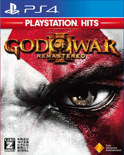 GOD OF WAR III Remastered PlayStation Hits