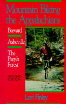 Mountain Biking the Appalachians: Brevard/Asheville/The Pisgah Forest