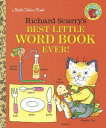 BEST LITTLE WORD BOOK EVER(H) [ RICHARD SCARRY ]