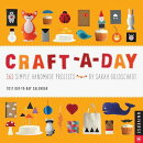 Craft-A-Day 2017 Day-To-Day Calendar: 365 Simple Handmade Projects