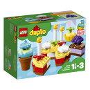 レゴ(LEGO)デュプロ はじめてのデュプロ(R) 'バースデーケーキ' 10862
