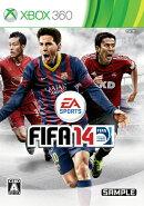 FIFA 14 ワールドクラス サッカー Xbox360版
